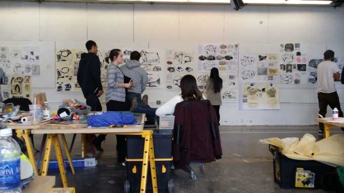 Freshman studio the architectural design school - Interior design schools buffalo ny ...