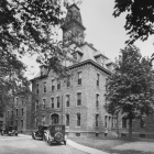 "Erie County Almshouse ""before remodeling into Hayes"" University Archives, call number: 20DD:1(4)"