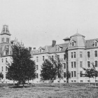 Erie County Hospital, University Archives, 1896 call number 20DD:7