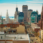 While Buffalo is riding a wave of new investment, state and community leaders say the groundwork was laid by a highly collaborative regional plan. © University at Buffalo, photo by Douglas Levere.