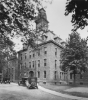 Hayes Hall circa mid 1920s, before the university rehabilitated the building for academic purposes. University Archives, call number: 20DD:1(4)