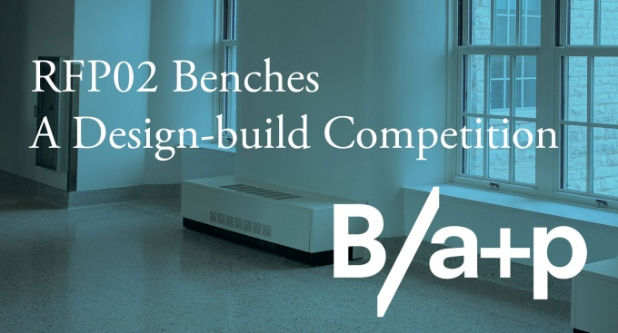 Benches: A Design-build Competition.