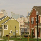 Nashville, TN, is in the midst of a housing boom, but affordability is a growing challenge. Photo courtesy of Metropolitan Development and Housing Agency, Nashville.