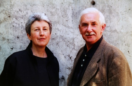 Annette LeCuyer and Brian Carter, professors of architecture in the University at Buffalo's School of Architecture and Planning, were named 2017 Honorary Fellows by the Royal Architectural Institute of Canada.