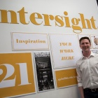 2018-19 Brunkow Fellow Kevin Brunkow invites students to share the inspiration behind their work in Intersight 21.