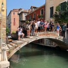 Venice study abroad - tour of the city.