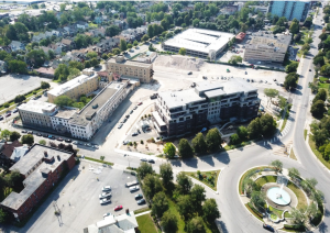 At TM Montante, Daniel Crowther has overseen major developments throughout the Buffalo region, including the transformation of the former Millard Fillmore Gates Circle Hospital site into Lancaster Square, a mixed-use urban place at Buffalo's Olmsed-design Gates Circle.
