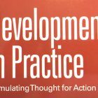 Development in Practice logo.