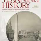 Journal of Planning History.