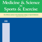 Journal Cover - Medicine & Science in sports & exercise.