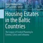 Book cover of Housing Estates in the Baltic Countries.